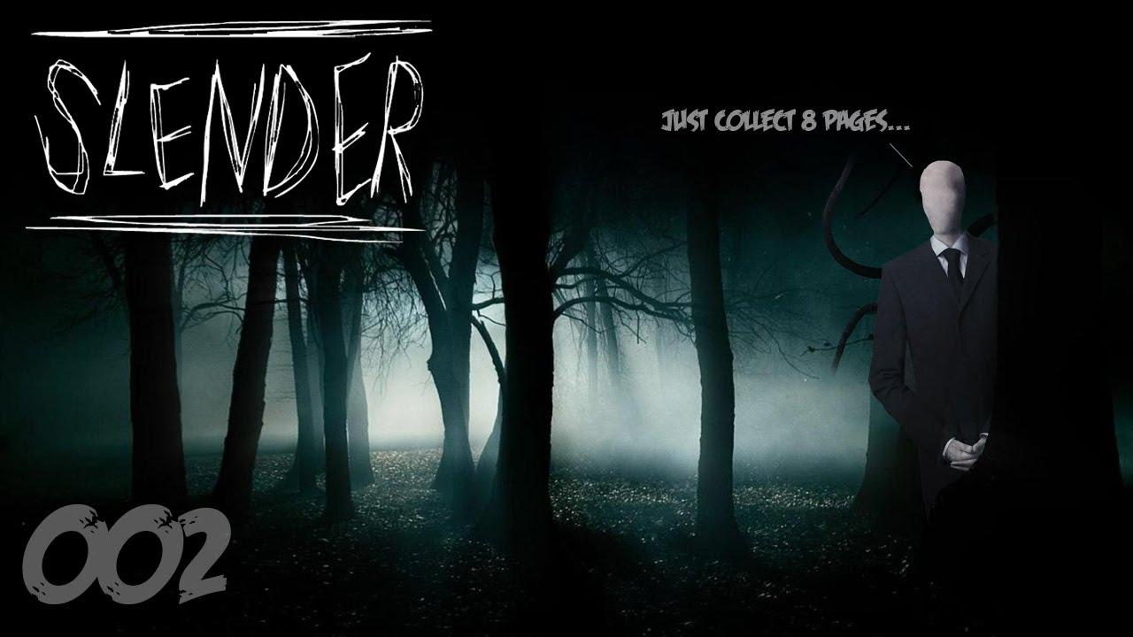 Let's Play SLENDER #002 [Deutsch|Facecam] - SUCH A BADASS ...