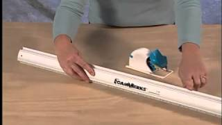 FOAMWERKS V-GROOVE CUTTER how to instructional video