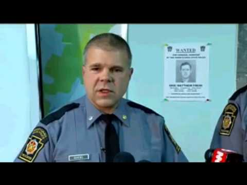 Eric Frein Police believe they spotted ambush suspectUpdate 09 24 2014