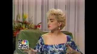 Madonna 1987 Interview- Being a Workaholic
