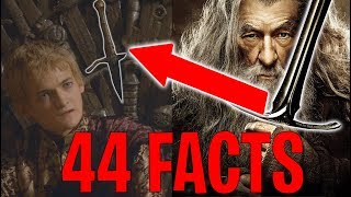 44 Facts You Didn't Know About Game of Thrones