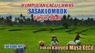 Download Kumpulan Lagu Lawas Sasak Lombok Tahun 90an Bikin Kangen Masa Lalu