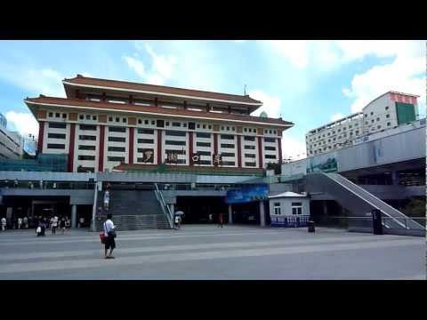Shenzhen - Lo Wu (Luohu) Station