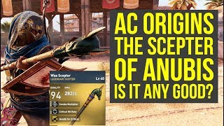 Assassin 39 s Creed Origins Best Weapons SCEPTER OF
