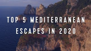 Royal Caribbean Top 5: Mediterranean Escapes in 2020 thumbnail