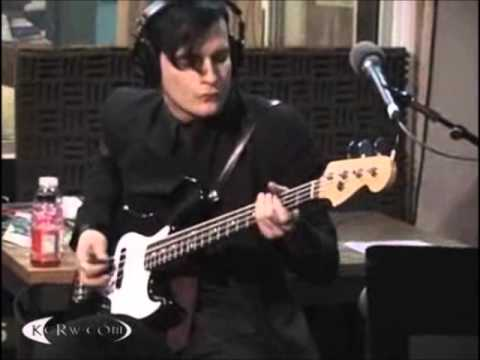 Interpol live KCRW studios_Part 3