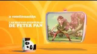 Las Nuevas Aventuras de Peter Pan A continuación en Canal Panda