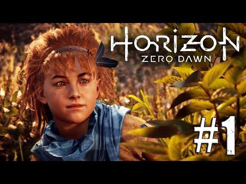 Horizon Zero Dawn ⭐ #1 | And So It Begins | Get Germanized Gaming