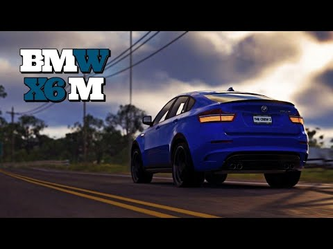 THE CREW 2 | BMW X6 M CUSTOM & TEST !