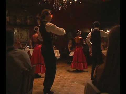 Flamenco Dance Show Columbia Restaurant Ybor City