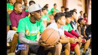 Belize Ahmadiyya Basketball Camps