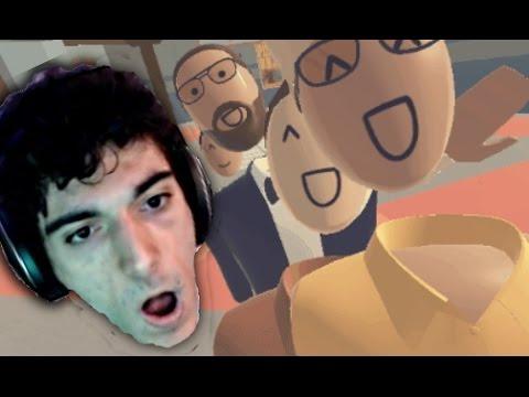 Ice Poseidon plays REC ROOM VR [VOD: 7-9-2016]