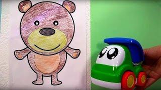Развивающее видео. Английский для детей с Мэри! Животные.