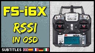 FlySky ФС-i6X - Betaflight пупс в меню (Оновлення прошивки)