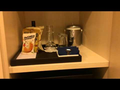 Hotel NH Amsterdam Zuid.  Room review room 729
