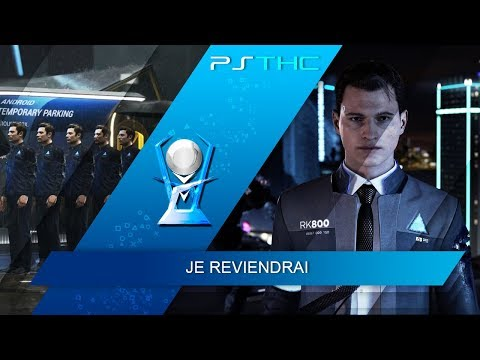 Detroit: Become Human - I'll Be Back Trophy Guide | Trophée