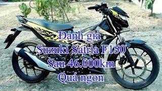Đánh giá Suzuki Satria F150 sau 46.000km - Xe bốc, chạy sướng
