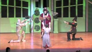 If I Were King Of The Forest - The Wizard of Oz