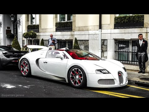 Bugatti Veyron Grand Sport Wei Long 1of1 in Geneva