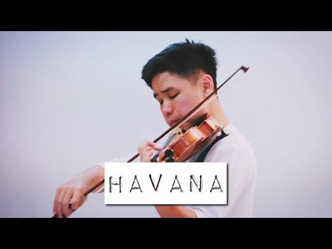 Camila Cabello - Havana (violin cover by Alan Ng)