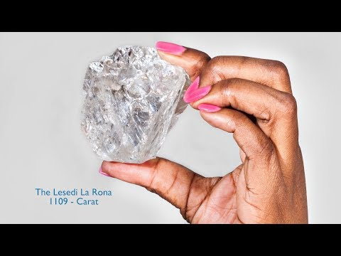 Be The Change: The Positive Global Impact of Diamonds