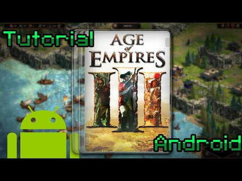 Tutorial - CÓMO INSTALAR AGE OF EMPIRES III Mobile Para ANDROID