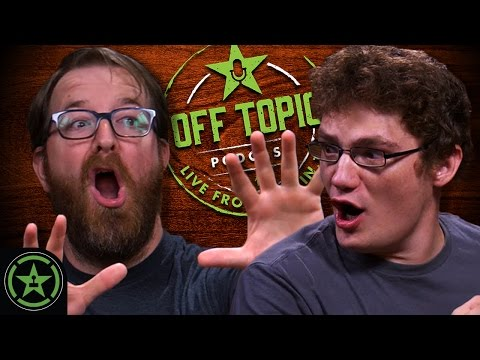 Off Topic: Ep. 38 - Flumes of Destiny