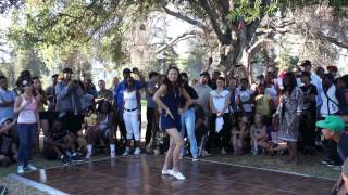 Ladies GetDown Cypher @5th Popper's Picnic (Finals)