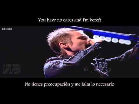 Muse - Dead Inside [Lyrics - Sub Español] Live At Main Square Festival 2015