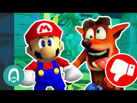 The N64 / PS1 Era is NOT GOOD