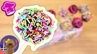 Εύκολη συνταγή για λαχταριστά σοκολατένια CakePops!