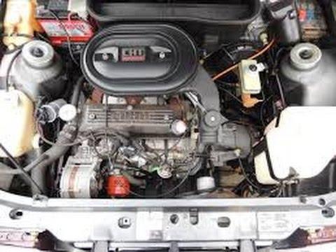 revisão ford verona motor cht 1.6 parte 1