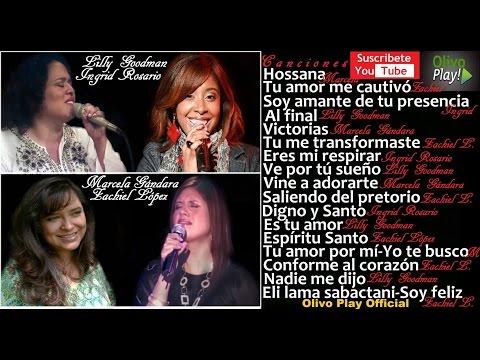 1 Hora de Música con Marcela Gandara,Zachiel López,Lilly Goodman e Ingrid Rosario [Audio Oficial]