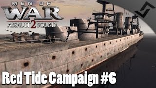 Red Caucasus in Action! - Men of War: Assault Squad 2 - Red Tide Mission 6