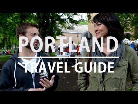 Travel Guide to Portland, Oregon l The Expeditioner