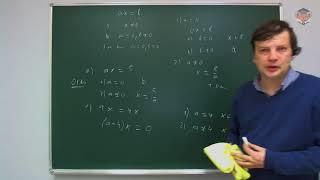 Занятие 10 Уравнения и неравенства с параметром