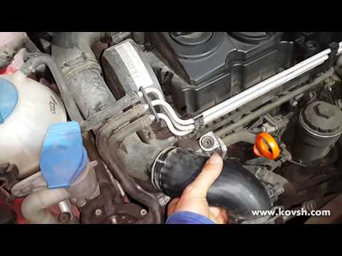 Первый признак износа гидрокомпенсаторов на двигателях Volkswagen TDi PD