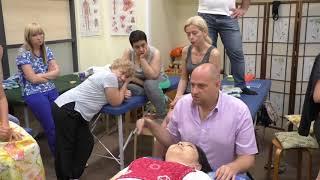 Краниосакральная остеопатия: работа с сосудами головного мозга