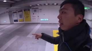 【機捷最短捷徑】台北車站快速到機捷,全程影片詳細解說