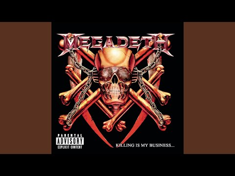 Revisiting Megadeth's Debut, 'Killing Is My Business     '