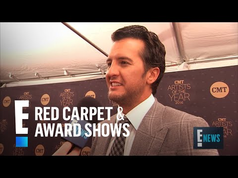 Luke Bryan Talks 2016 CMT Artists of the Year Awards | E! Live from the Red Carpet