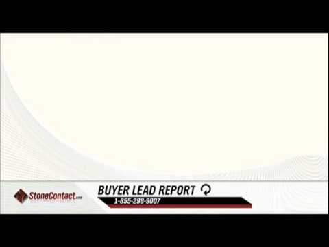 United States Stone Buyer Lead 4-25-11