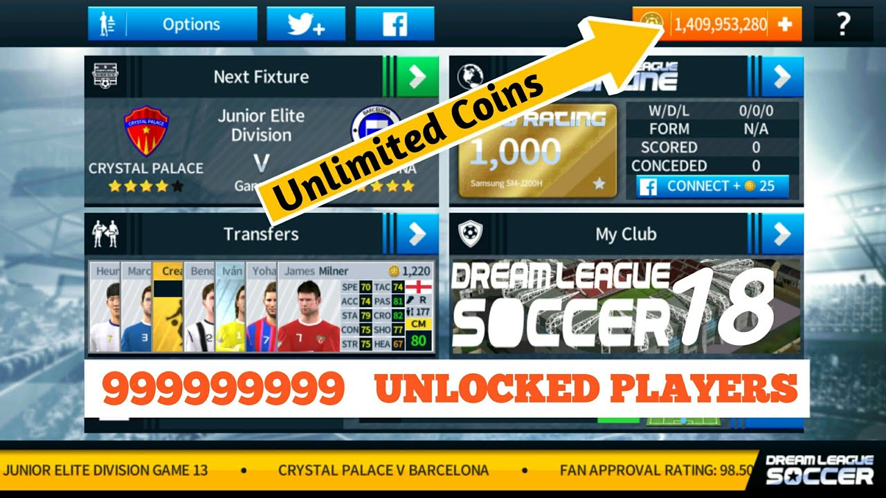 how to make a player in dream league soccer