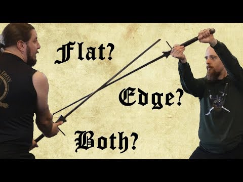 Parrying With The Longsword In Historical Martial Arts