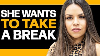 "She Wants A ""Break"" 