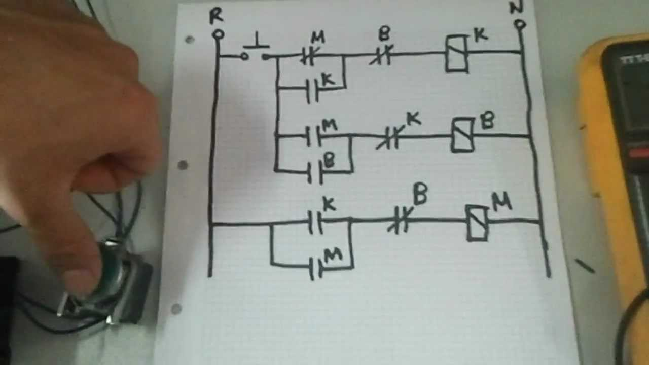 on a c contactor wiring diagram