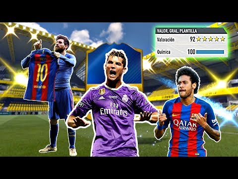 FUT DRAFT 192 VALORACION!!! FIFA 17