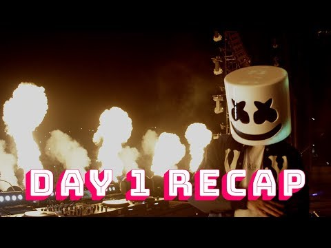 Electric Zoo: The Big 10 – Day 1 Recap