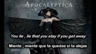 Apocalyptica ft. Erik Canales - Solo Tú  (LYRICS - SUB.ESPAÑOL)