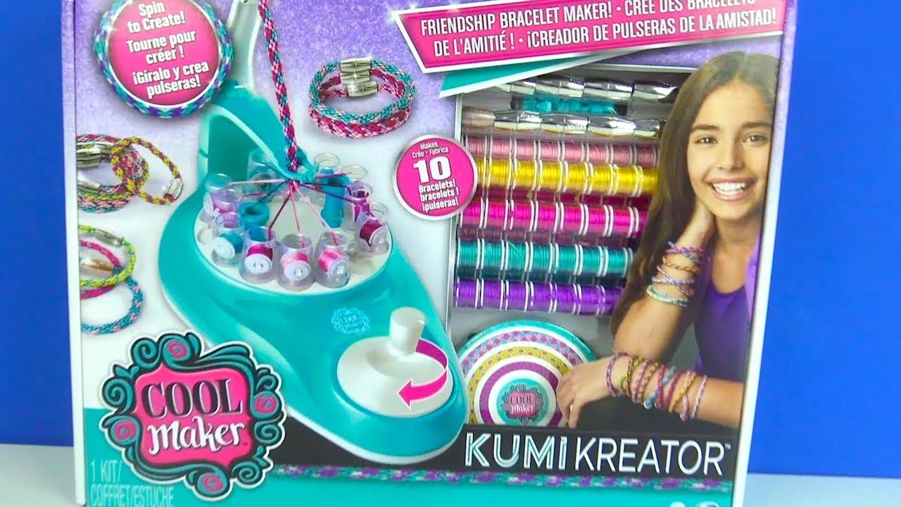 Kumi Kreator Studio Set Armbander Kinderleicht Herstellen 3d